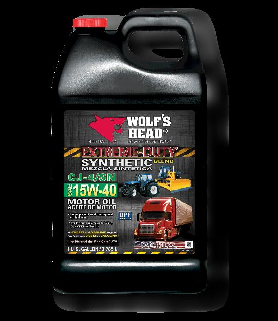 Putnam Distributors Automotive Parts Coastal Wolf 39 S Head Motor Oil Antifreeze